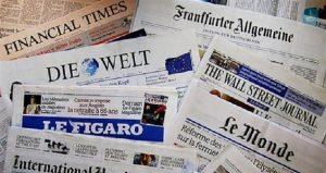Ο ξένος Τύπος για το αποτέλεσμα των εκλογών στην Ελλάδα