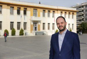 Γ. Δαρδαμενέλης σε GRTimes.gr: Η διοίκηση της Καλαμαριάς αποτελεί πρόκληση