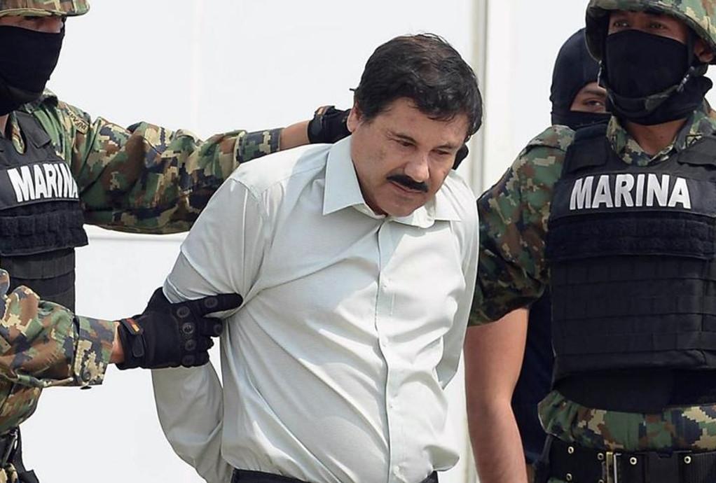 Σοκ: Ωμή εκτέλεση αστυνομικού αφότου συνέλαβε τον γιο του Ελ Τσάπο (ΒΙΝΤΕΟ)