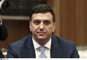 Β. Κικίλιας: Μείωση της συμμετοχής των ασφαλισμένων Ελλήνων στα φάρμακα