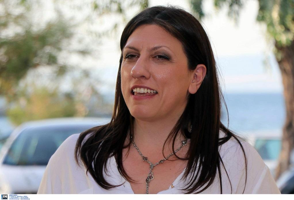 Κωνσταντοπούλου- Οι Έλληνες μπορούν να διεκδικήσουν το μέλλον που ονειρεύονται