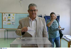 Κουτσούμπας: «Σήμερα ψηφίζουμε για να είμαστε πιο δυνατοί» (VIDEO)