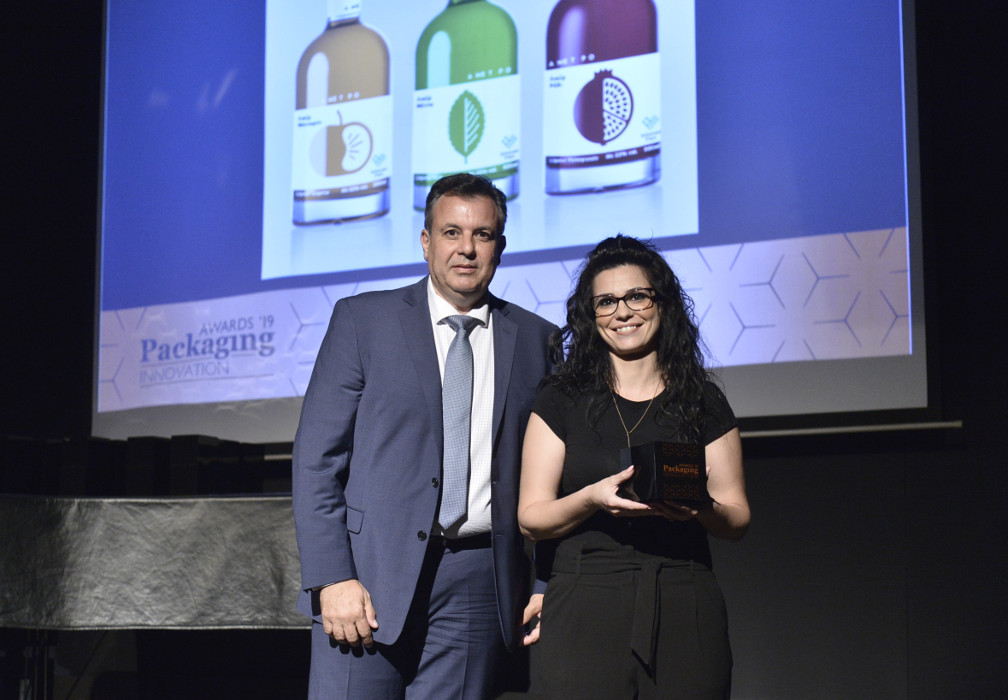 Lidl: Δύο βραβεία στα Packaging Awards 2019