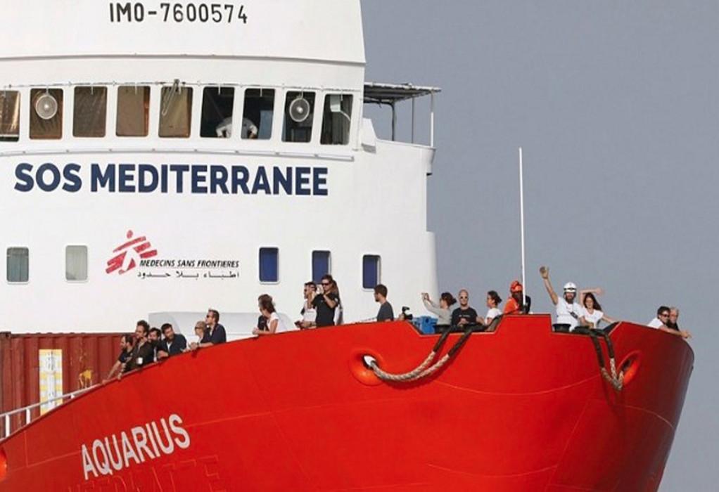 Νέα εκστρατεία της Mεσόγειος SOS