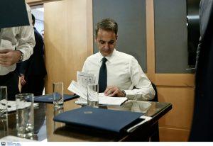 «Έρχεται» η συνάντηση Μητσοτάκη-Μέρκελ – Οι κυβερνητικές προτεραιότητες