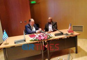 Θεσσαλονίκη και Τέξας ανοίγουν δρόμο για το  Τhess-INTEC
