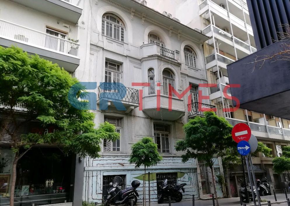 Βοutique hotel στο διατηρητέο της Μορκεντάου 4