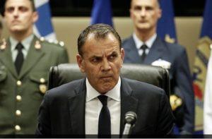 Παναγιωτόπουλος: Παρακολουθούμε με μεγάλη ανησυχία τις παράνομες τουρκικές ενέργειες στην Κύπρο