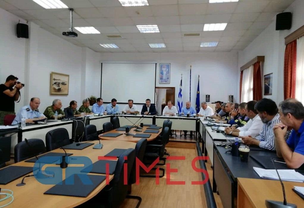 Χαλκιδική: Ξεκινά και πάλι η σύσκεψη υπό τον Κ. Καραμανλή