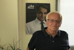 Πρόεδρος ΝΔ Θεσσαλονίκης: Zητούν καρέκλες και αξιώματα κάποιοι που ήταν απέναντί μας