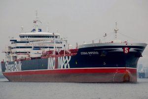 Μ.Βρετανία: Οι συνομιλίες πριν από τη σύλληψη του βρετανικού τάνκερ Stena Impero από το Ιράν