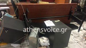 Απάντηση Athens Voice για την επίθεση Ρουβίκωνα: Πρώτα επιχειρείται η ηθική δολοφονία