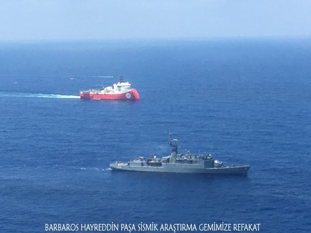 Η Τουρκία στέλνει το Barbaros στην Κυπριακή ΑΟΖ