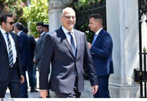 Ν.Δένδιας: Η Ελλάδα βγαίνει από την απομόνωση της κρίσης