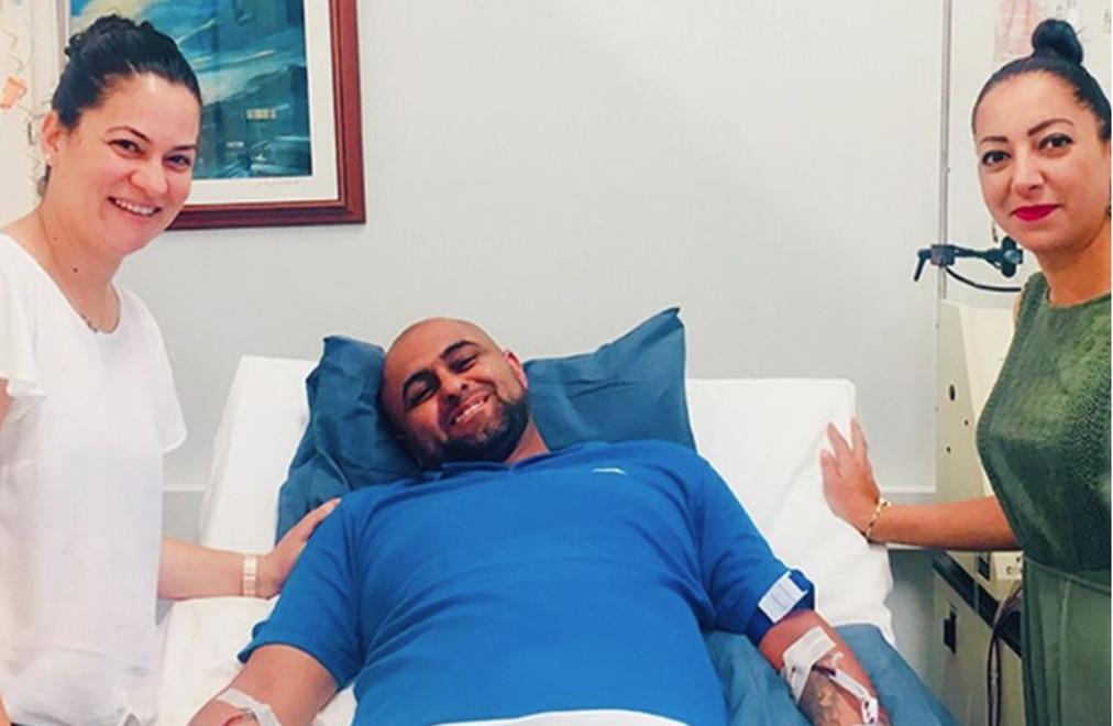 Τουρκοκύπριος έδωσε μόσχευμα σε Ελληνόπουλο με καρκίνο