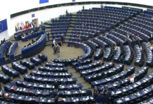 H ψηφοφορία στο ευρωκοινοβούλιο για την προεδρία της Κομισιόν