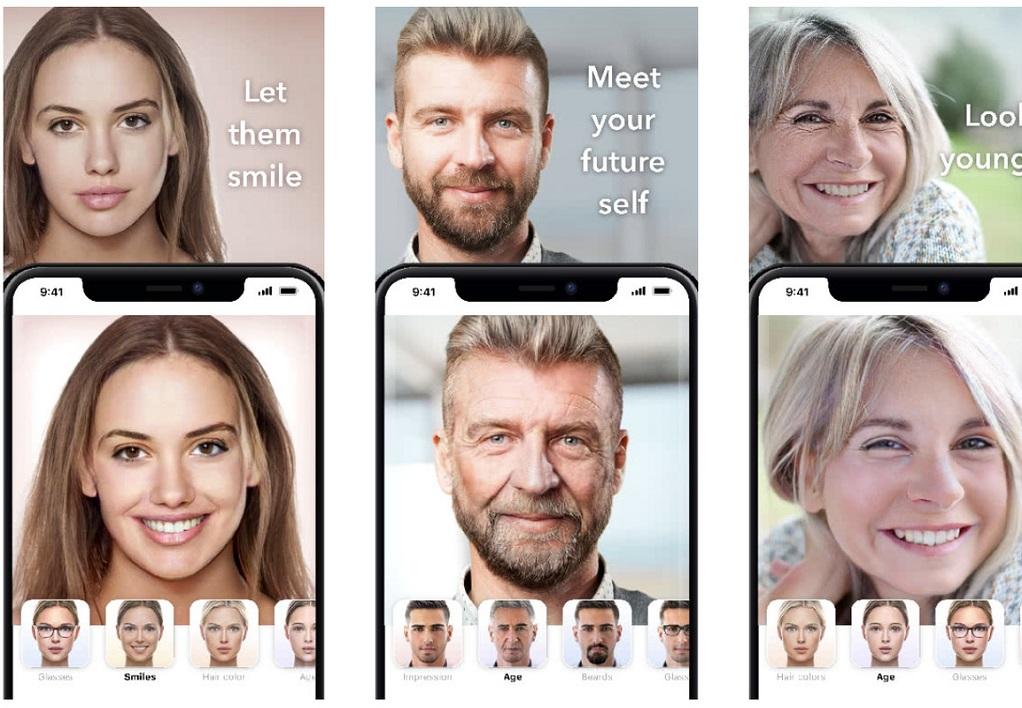 Τι συμβαίνει με το FaceApp, με την εφαρμογή που «γερνάει» τις φωτογραφίες των χρηστών;