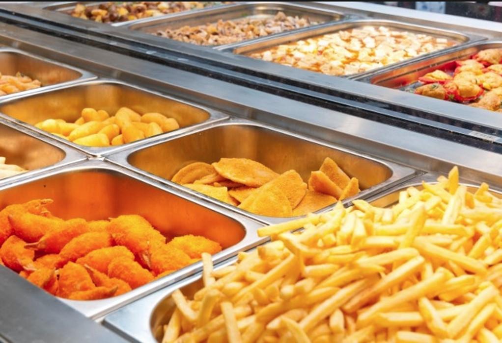 Τι δεν πρέπει να τρώμε από ένα μπουφέ