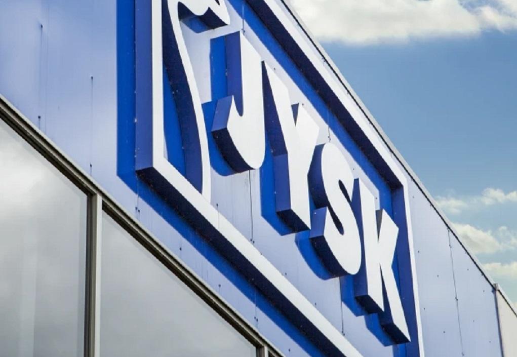 JYSK: Nέο concept και ανακαίνιση καταστημάτων