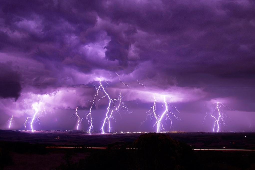 «Κυνηγός καταιγίδων» στο GRTimes.gr: Θα πήγαινα στην Ν. Αμερική για να δω την υπερκαταιγίδα της Χαλκιδικής