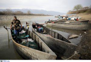 Εθελοντικός καθαρισμός της λίμνης Κερκίνης
