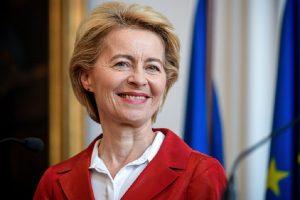 Την Τρίτη θα παρουσιάσει η Ούρσουλα φον ντερ Λάιεν τη νέα Ευρωπαϊκή Επιτροπή