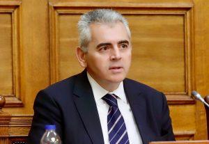 Χαρακόπουλος: Η γραφειοκρατία διαχρονικός βραχνάς του κράτους