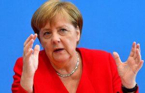 Μέρκελ: Αναγκαία στενότερη συνεργασία στην Ευρώπη λόγω κορωνοϊού
