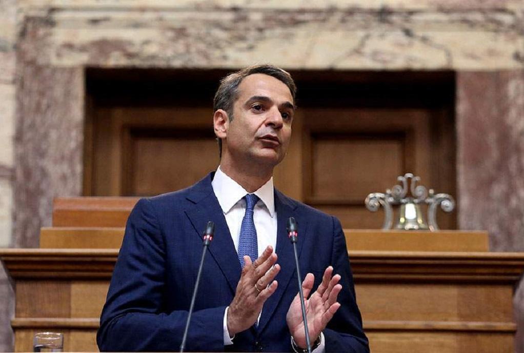 Handelsblatt: Ο Μητσοτάκης υπόσχεται μειώσεις φόρων και επενδύσεις δισεκατομμυρίων