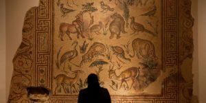 Ανακαλύφθηκε μωσαϊκό του 4ου έως 7ου αι. μ.Χ στην Αλεξάνδρεια