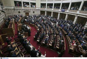 Ορκίστηκε η νέα Βουλή- Αυτοί είναι οι 300 βουλευτές  (VIDEO-Λίστα)