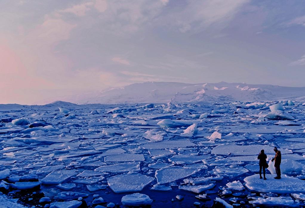 Στο έλεος της κλιματικής αλλαγής ο Βόρειος Πόλος – Καταγράφηκε απόλυτο ρεκόρ ζέστης