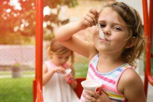 Υγιεινή διατροφή για τα παιδιά και στις διακοπές
