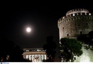 Πανσέληνος και μερική έκλειψη Σελήνης – Ορατή και από την Ελλάδα