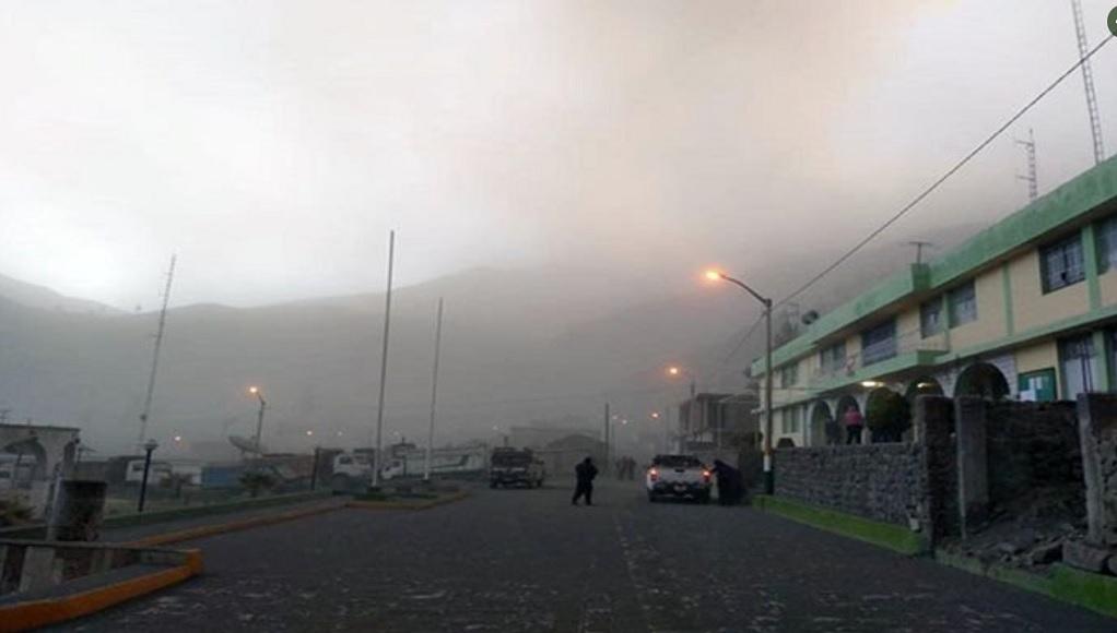 «Ξύπνησε» το ηφαίστειο Ουμπίνας στο Περού – Επείγουσα εκκένωση (VIDEO-ΦΩΤΟ)
