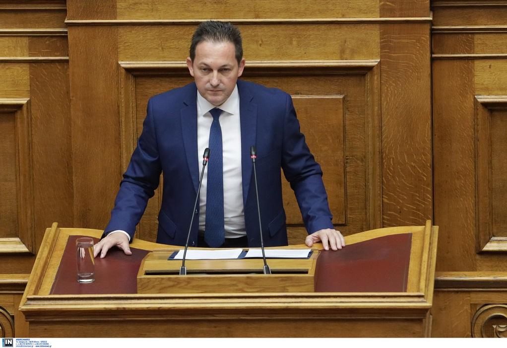 Πέτσας: Μετά την ψήφιση του εκλογικού νόμου η πρόταση για τον ΠτΔ