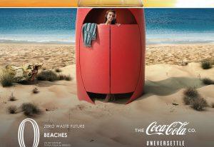 Η Coca-Cola συνεχίζει το «Zero Waste Future»… και στις παραλίες!