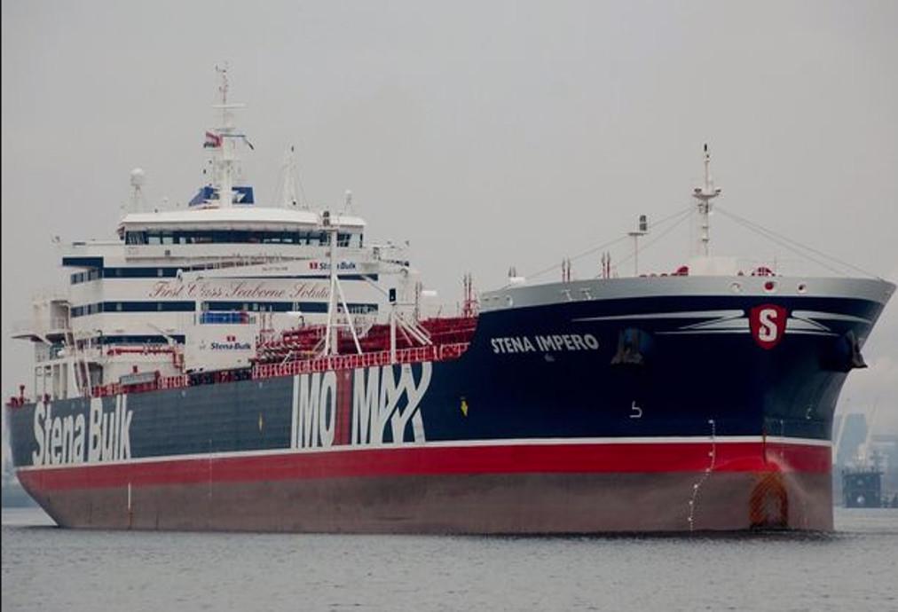 Ιράν: Καλά και ασφαλή τα μέλη του βρετανικού Stena Impero
