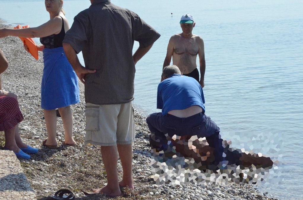 Λήμνος: Eντοπίσθηκε σορός από λουόμενους