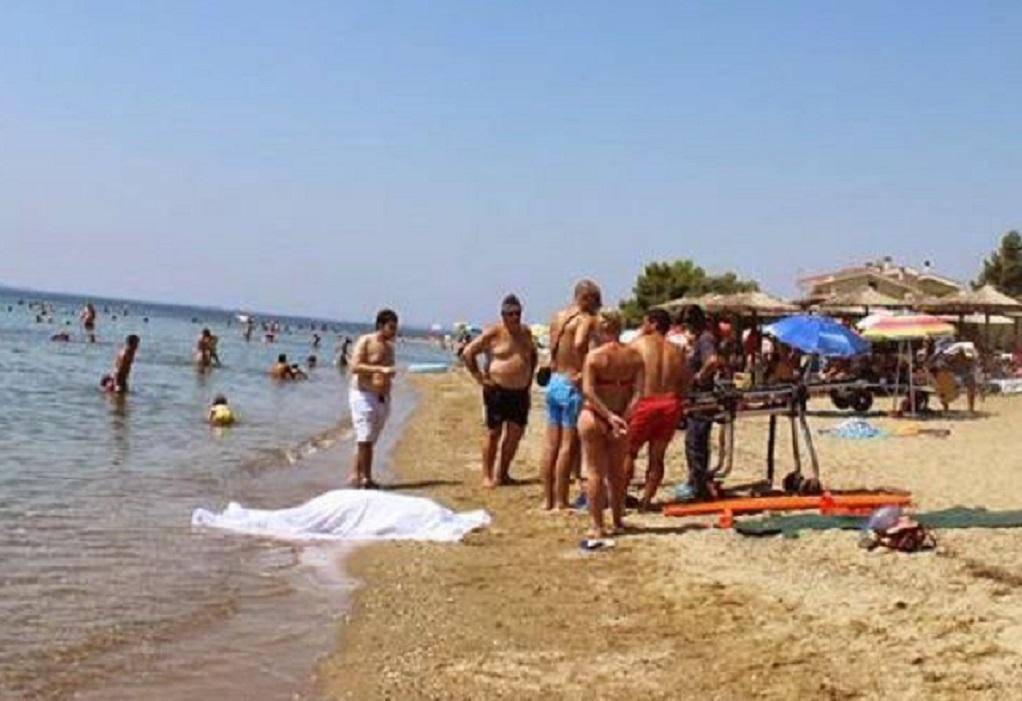 Νεκρή γυναίκα σε παραλία στην Αμφιλοχία