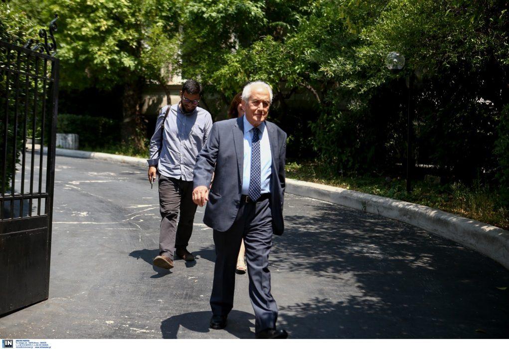 Ενημέρωση ΥΠ.ΕΣ σε Παυλόπουλο και Τσίπρα για τη διαδικασία των εκλογών