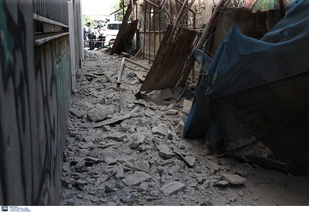 Άδειες κατεδάφισης για 13 «επικίνδυνα» κτήρια στην Αθήνα