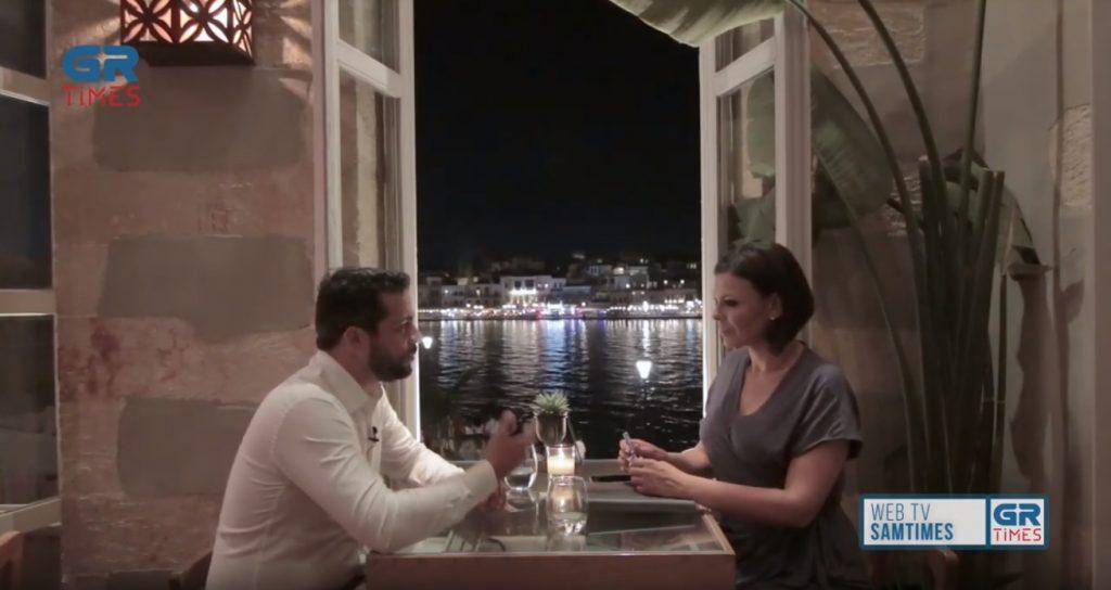 Π. Σημανδηράκης στο Grtimes: Ο δήμος Χανίων έχει τις προϋποθέσεις για να κάνει το άλμα (VIDEO)