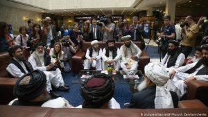 Στο τραπέζι των διαπραγματεύσεων οι Ταλιμπάν