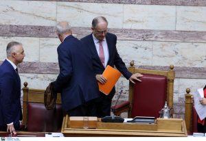 Τασούλας: Η Βουλή πρέπει να ανατρέψει την εικόνα απαξίωσής της