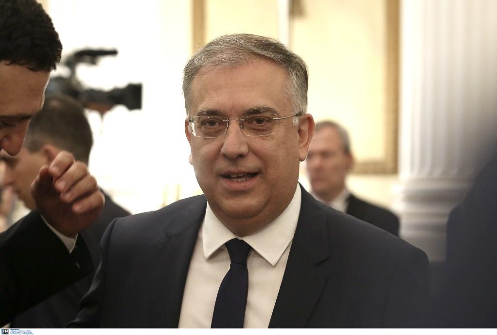Θεοδωρικάκος: Σε ετοιμότητα ο μηχανισμός Πολιτικής Προστασίας των Περιφερειών