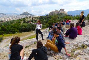 Εκατοντάδες οι ενδιαφερόμενοι για τη Σχολή Ξεναγών Θεσσαλονίκης