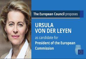 ΕΕ: Και η ομάδα Σοσιαλιστών και Δημοκρατικών στηρίζει την Ούρσουλα φον ντερ Λάιεν