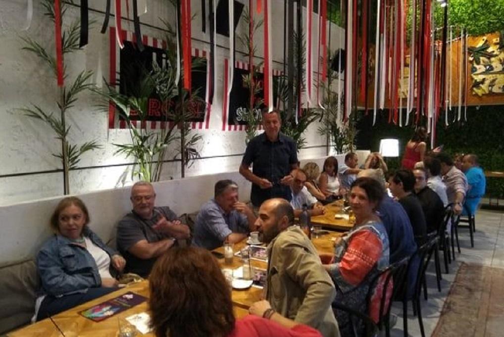 Η συνάντηση του Σπύρου Βούγια με τους υποψηφίους του και οι… προθέσεις του!