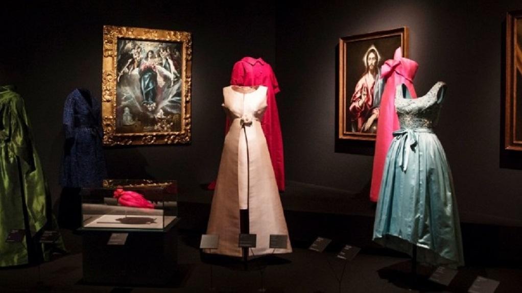 Balenciaga – Η ζωγραφική και το σύμπαν του